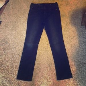 Liverpool jeans. Like new. Colleen straight style